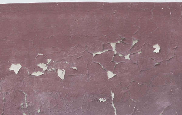 plaster damaged paint painted