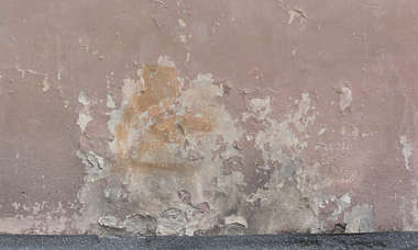 plaster painted paint weathered worn