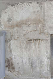 plaster patched old spain