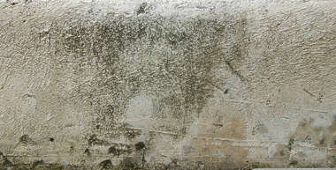 concrete dirty stucco