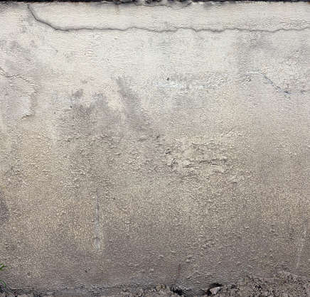 plaster stucco dirty