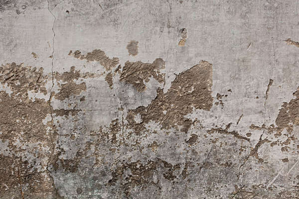 plaster white dirty worn old