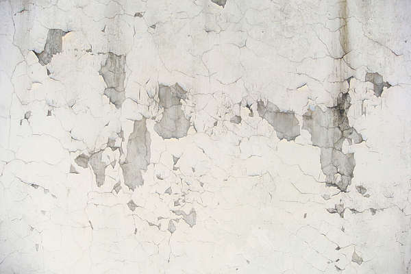 plaster white old worn weathered