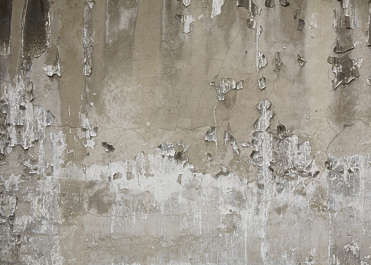plaster dirty worn old