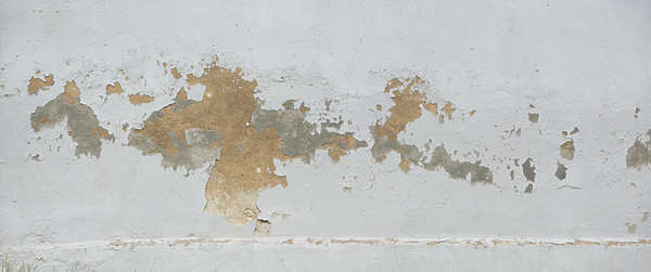 plaster painted worn old