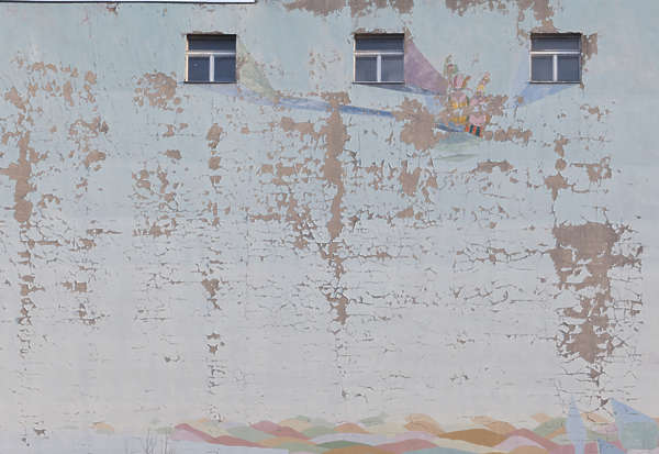 plaster paint painted weathered worn