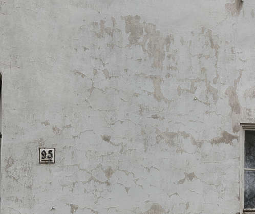 plaster white worn weathered