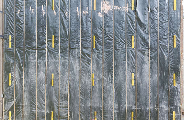 plastic facade wall house insulation