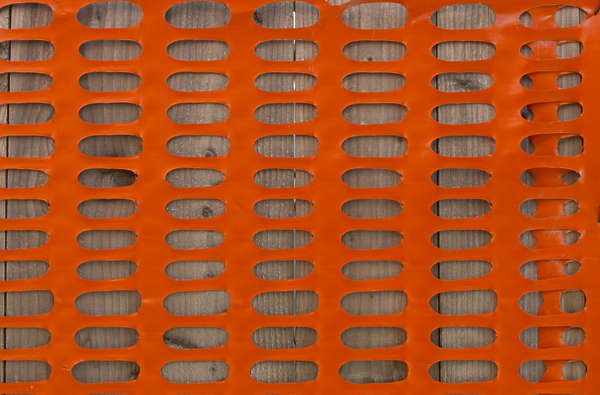 plastic screen barrier venice