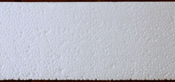styrofoam plastic foam insulation