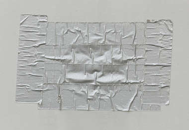 duc duk tape ductape ducktape duktape patch weathered