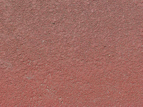 asphalt tarmac red