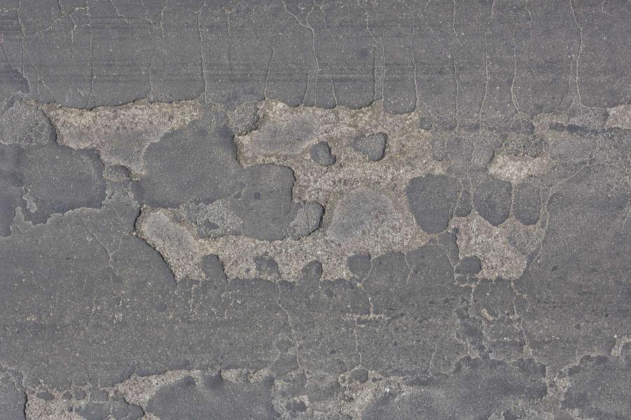 Asphaltdamaged0058 Free Background Texture Aerial