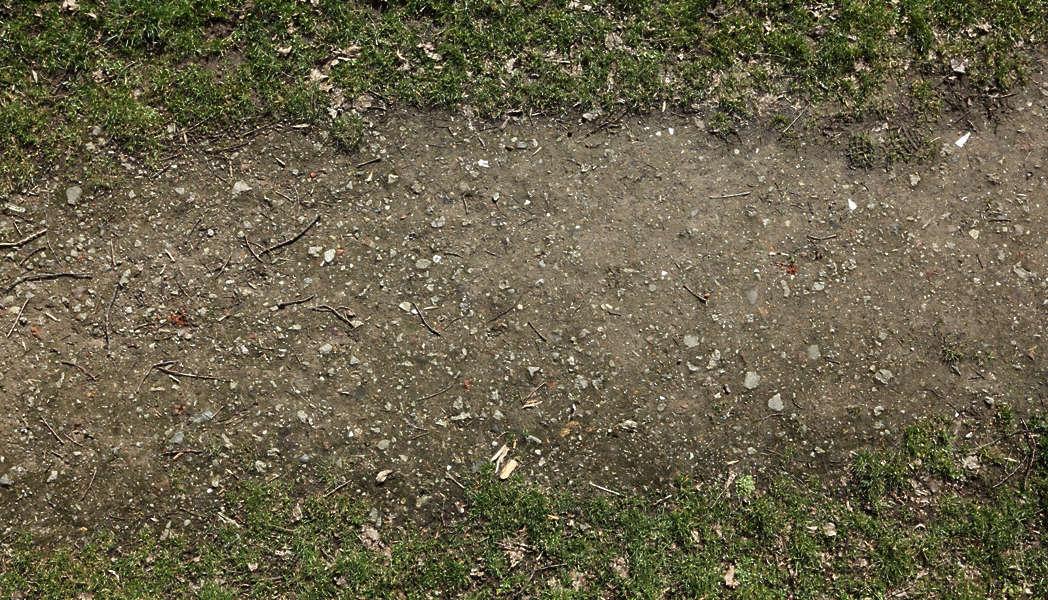 Roadsdirt0037 Free Background Texture Path Grass Sand
