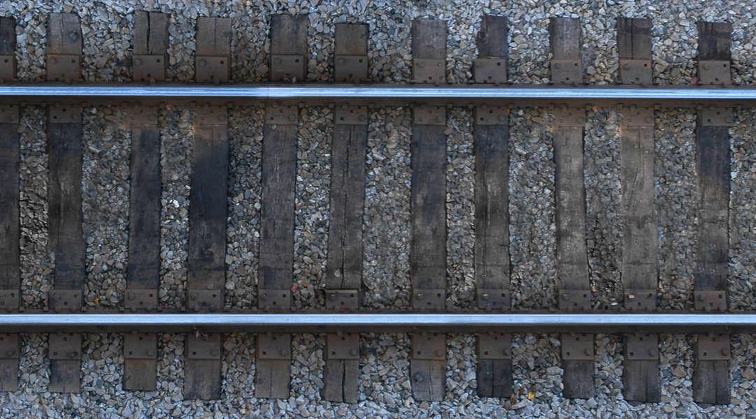 Rails0002 Free Background Texture Railway Track Train