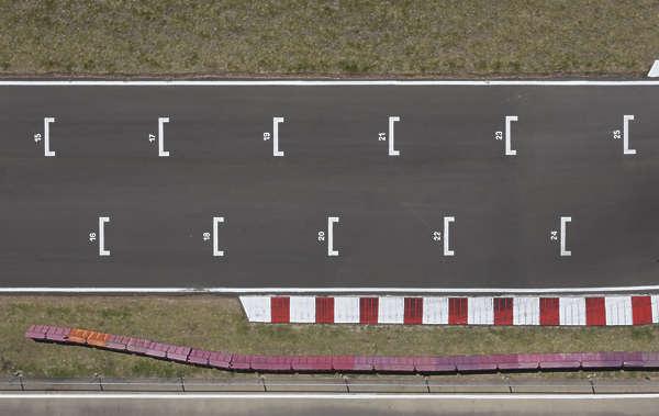 Roads0091 Free Background Texture Aerial Road Asphalt
