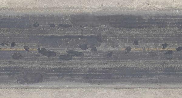 Roads0101 Free Background Texture Aerial Asphalt