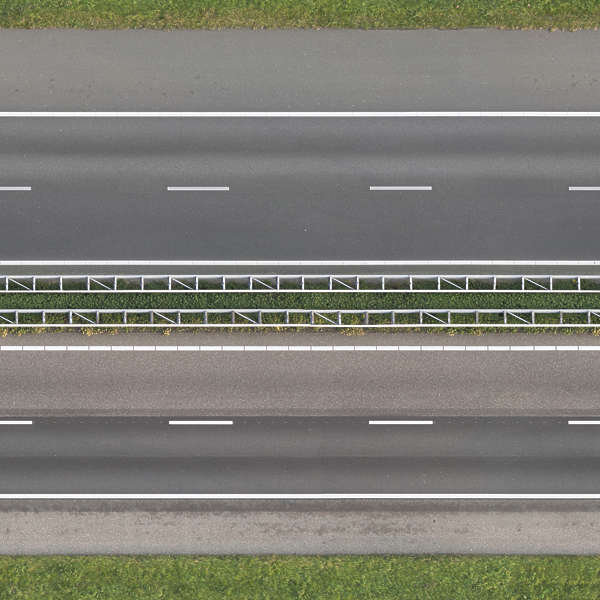 Lanes Roofing Roads0138 - Free Background Texture - aerial road roads ...