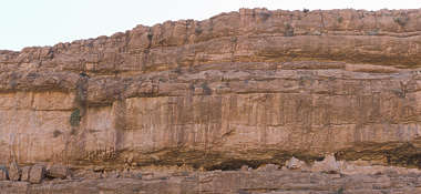 morocco cliffs cliff rock arid layers blocky