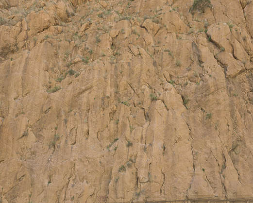 morocco cliffs cliff rock arid