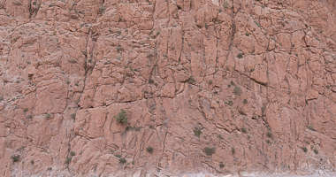 morocco cliffs cliff rock