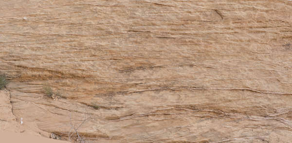 usa desert arid rock cliff smooth