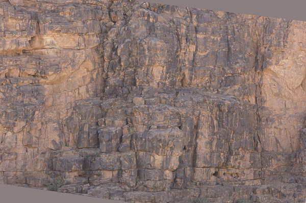 morocco cliffs cliff rock arid blocky sharp rough layers