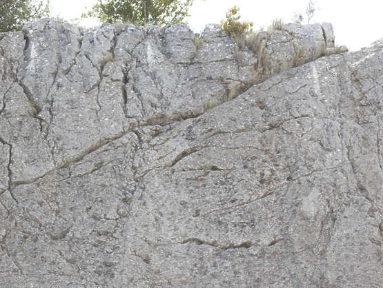 rock cliff stone cracked cracks