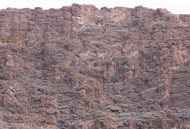 morocco cliffs cliff rock arid formation