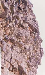 morocco cliffs cliff rock arid formation blocky sharp rough