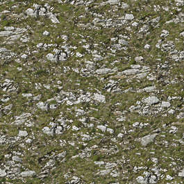 rock cliffs cliff grassy stone ground grass