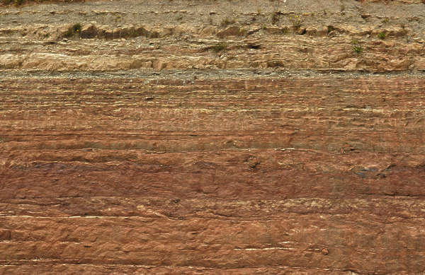 rock layers geological