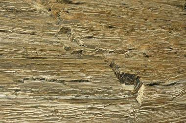 rock layers geological sediment