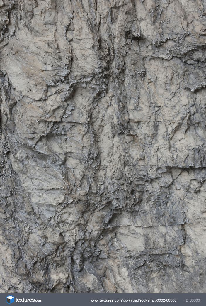 RockSharp0062 - Free Background Texture - rock rocks cliff cliffs beige  dark gray grey desaturated