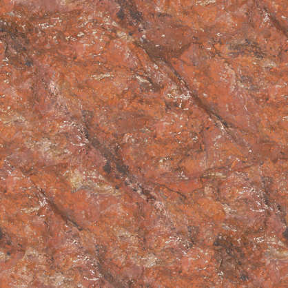 stone rock red smooth