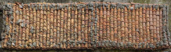tiles rooftiles roof roofing ceramic old