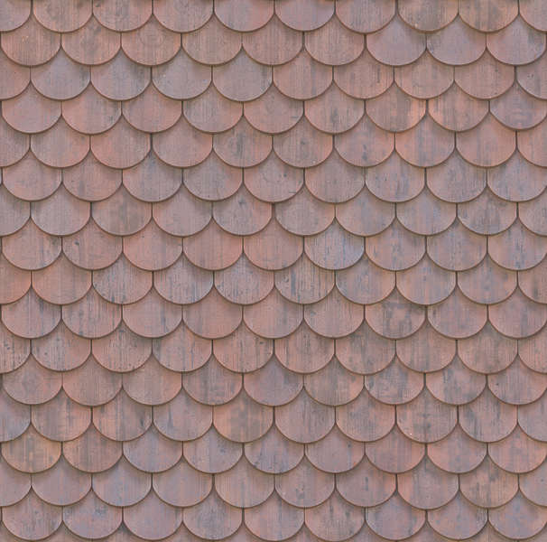 Rooftilesceramicold0149 Free Background Texture
