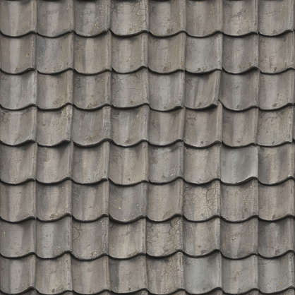 roofing rooftiles ceramic old zinc