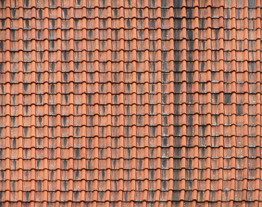 roof rooftiles ceramic old roofing tiles