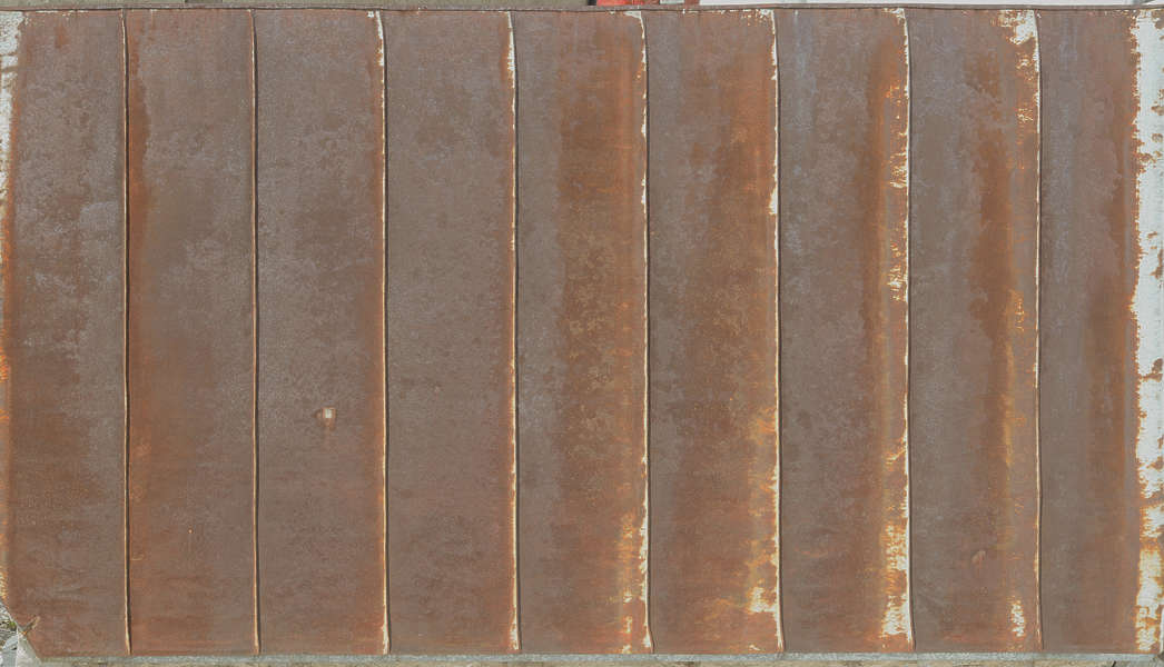 Rooftilesmetal0073 Free Background Texture Metal Rust