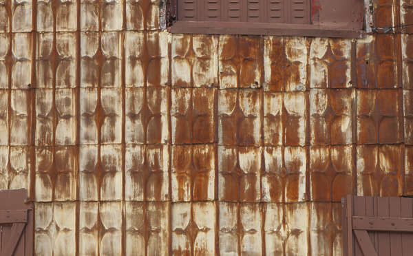 tiles roof rooftiles roofing metal rusted