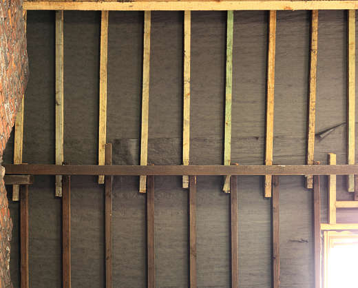 roof roofing planks ceiling