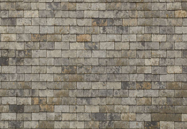 rooftilesslate0081 - free background texture