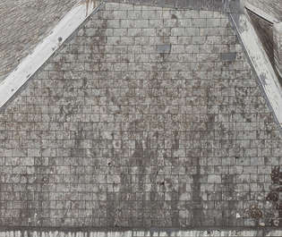 rooftiles slate old roof roofing