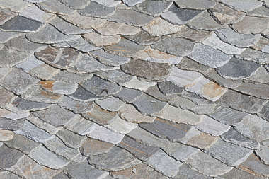 roof rooftiles slate old