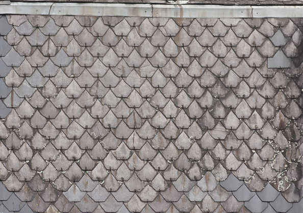 rooftiles roof tiles roofing slate old medieval dirty