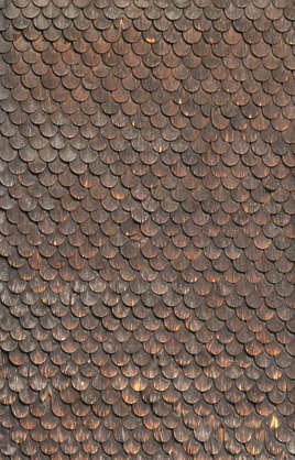 roof rooftiles shingles wood old bare cedar worn damaged