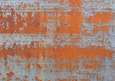 metal plate rust rusted fine