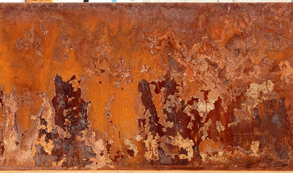 rust metal heavy