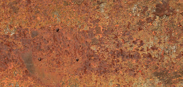 rust plain metal